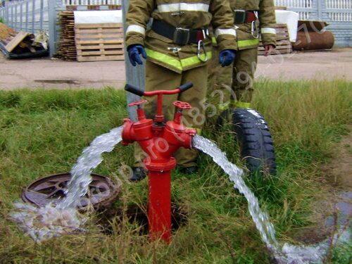 Кто может проводить испытания пожарного гидранта